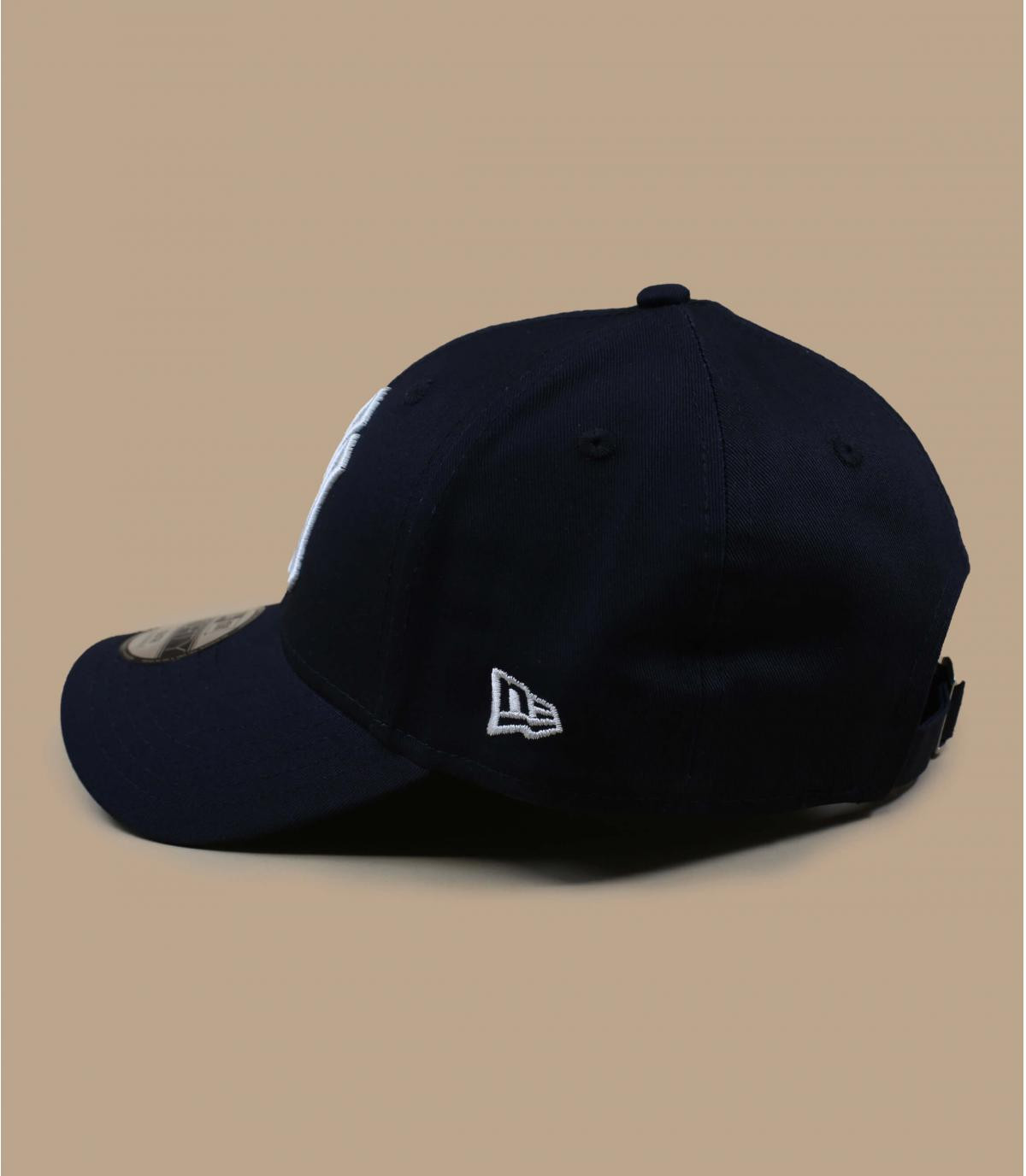 Détails Casquette Kids Infill 940 NY navy - image 3