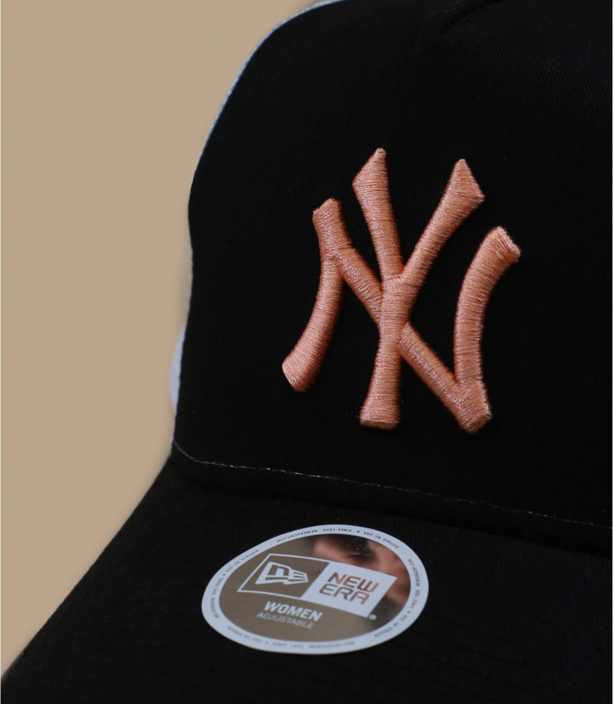 Détails Trucker Wmns League Ess NY black - image 2