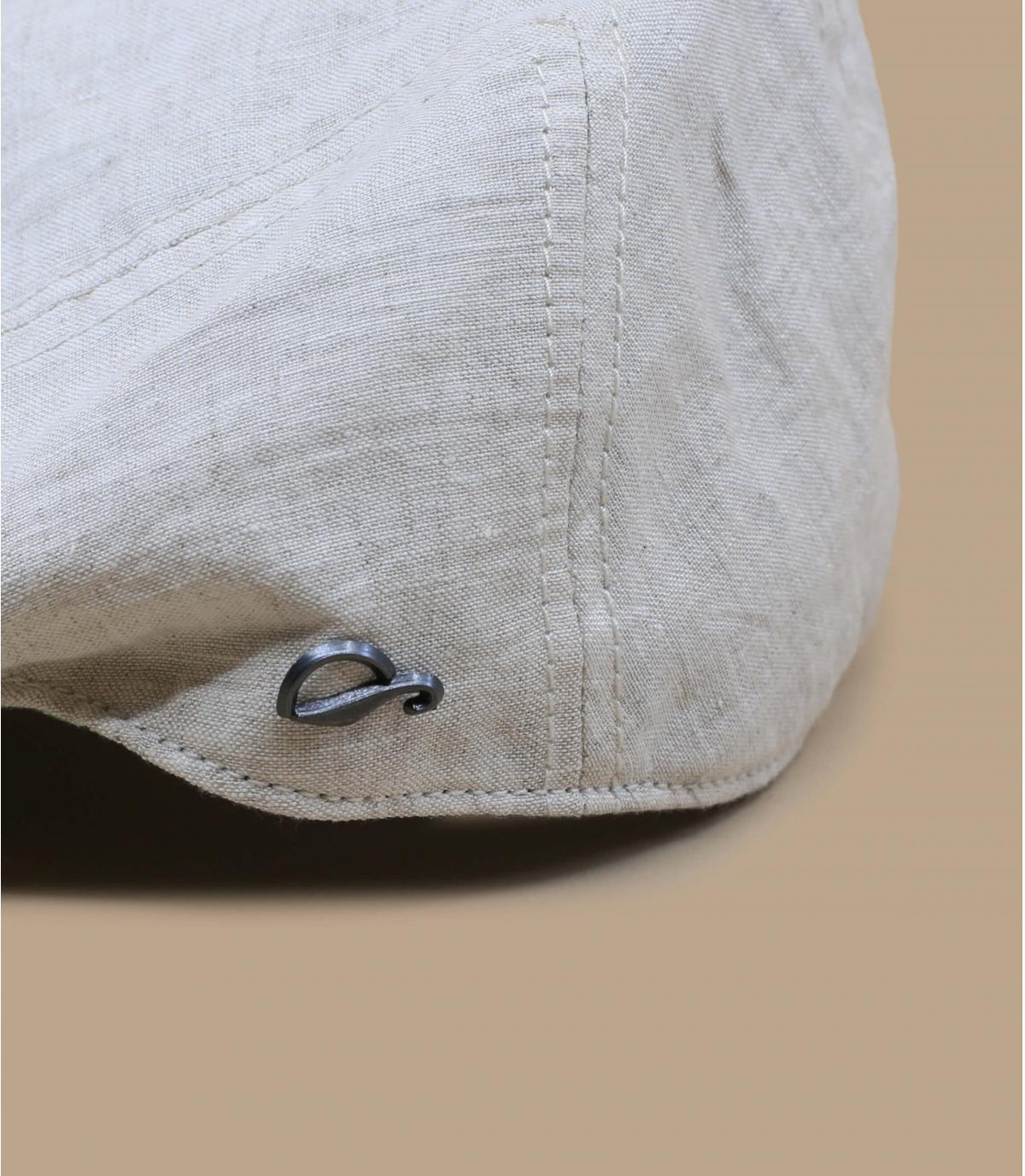 Détails Oxford Lin beige - image 2