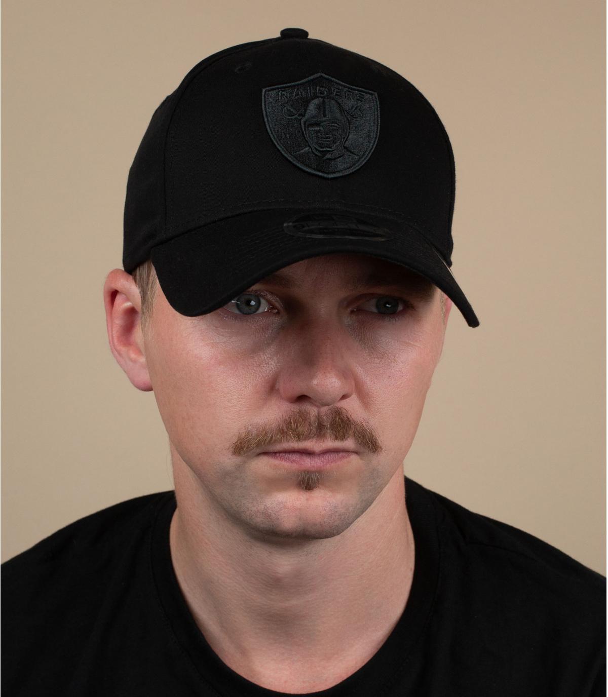 casquette Raiders noir