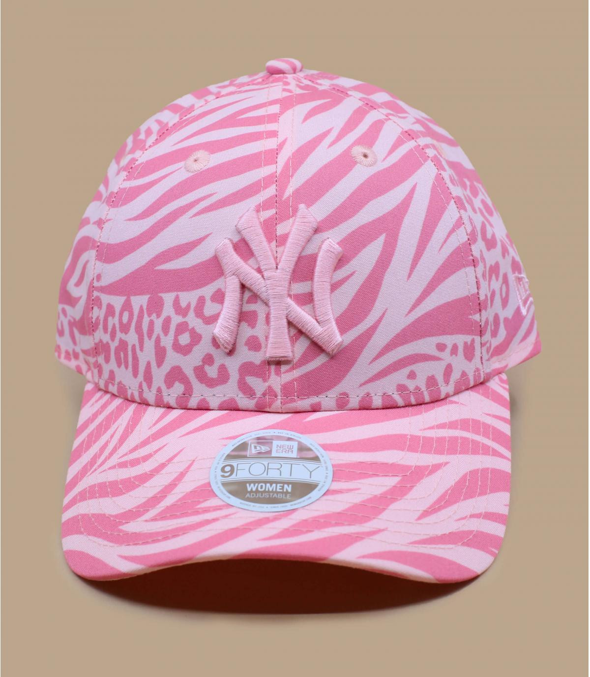Détails Casquette Wmns Fashion NY pink - image 2