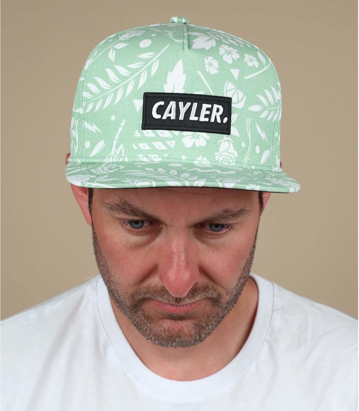 casquette imprimé Cayler