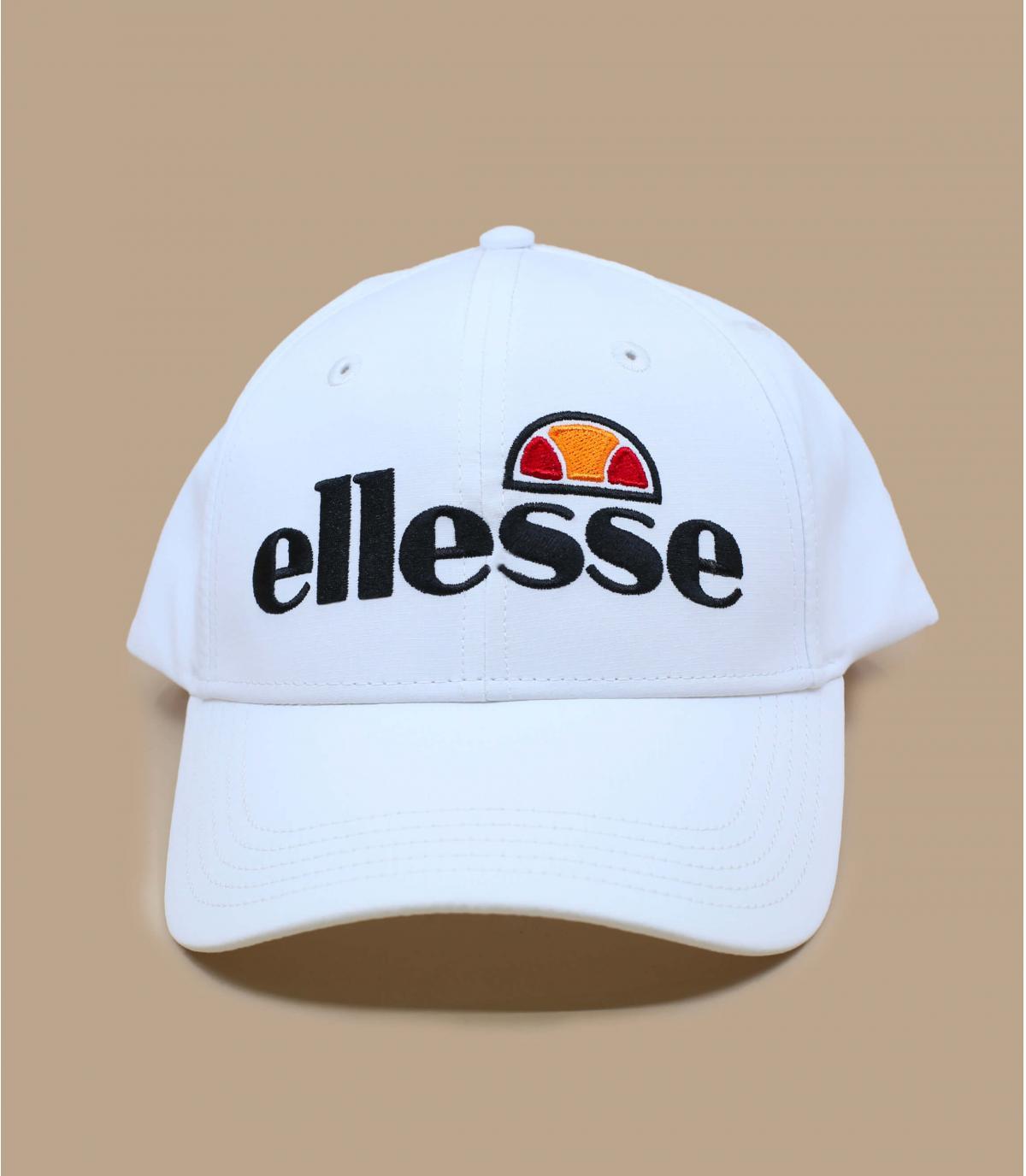casquette Ellesse blanc