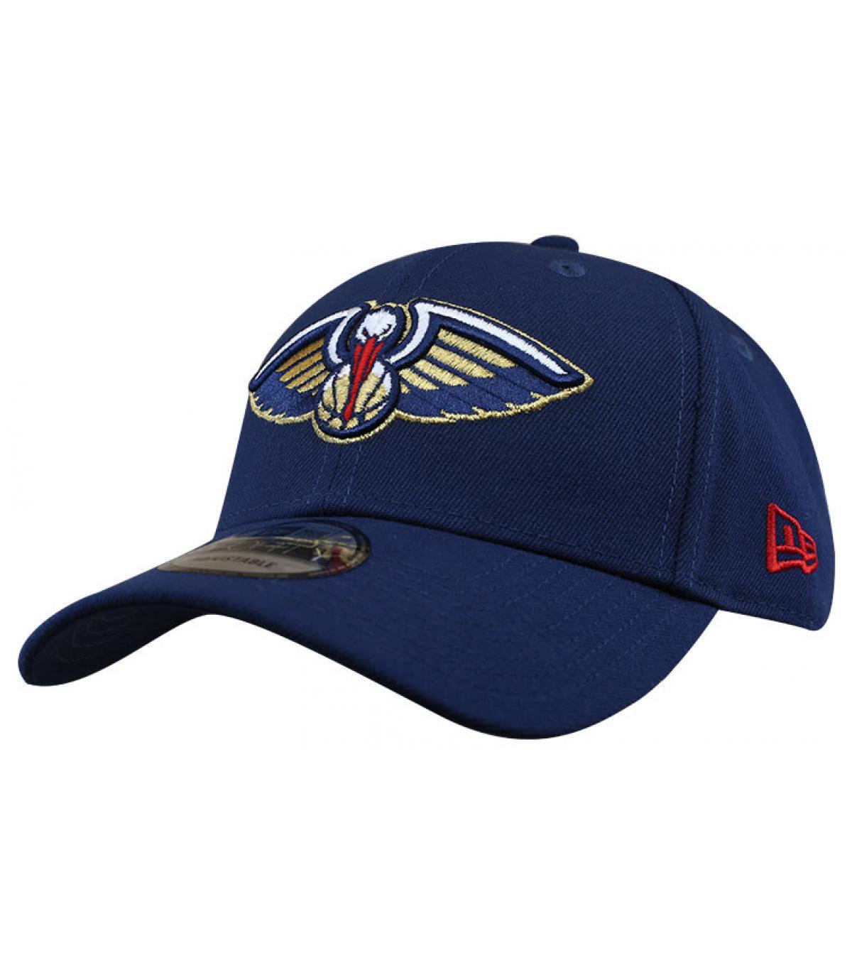 Casquettes NBA Pelicans bleu