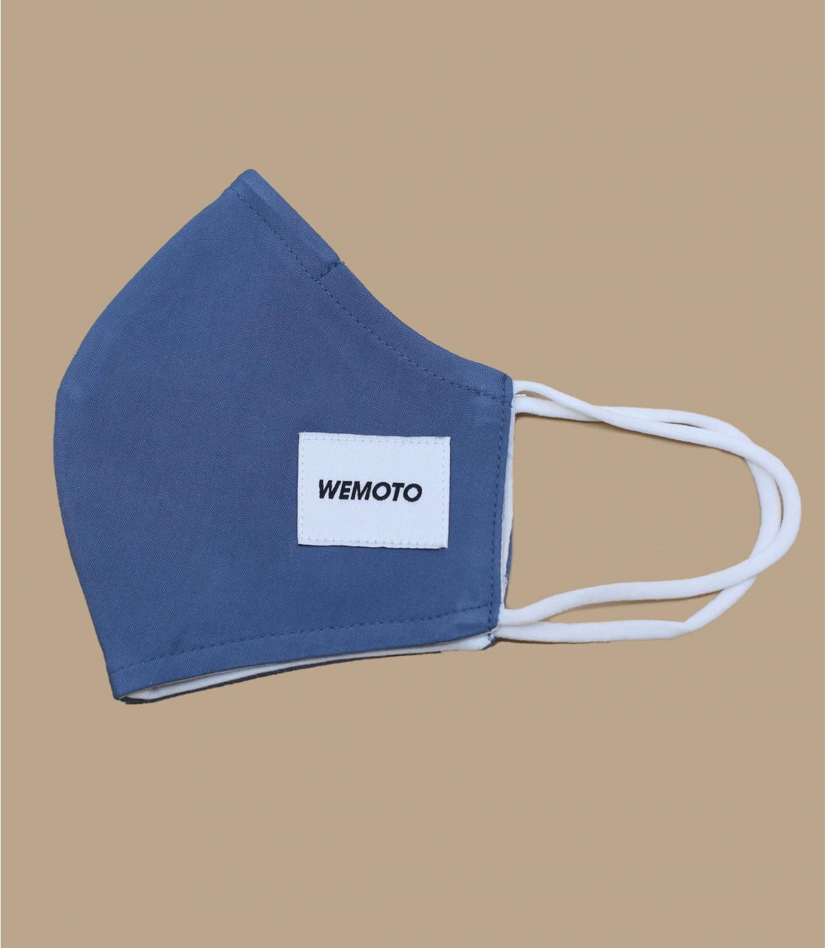 masque bleu Covid