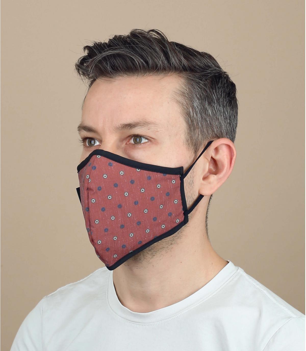 masque coronavirus pois