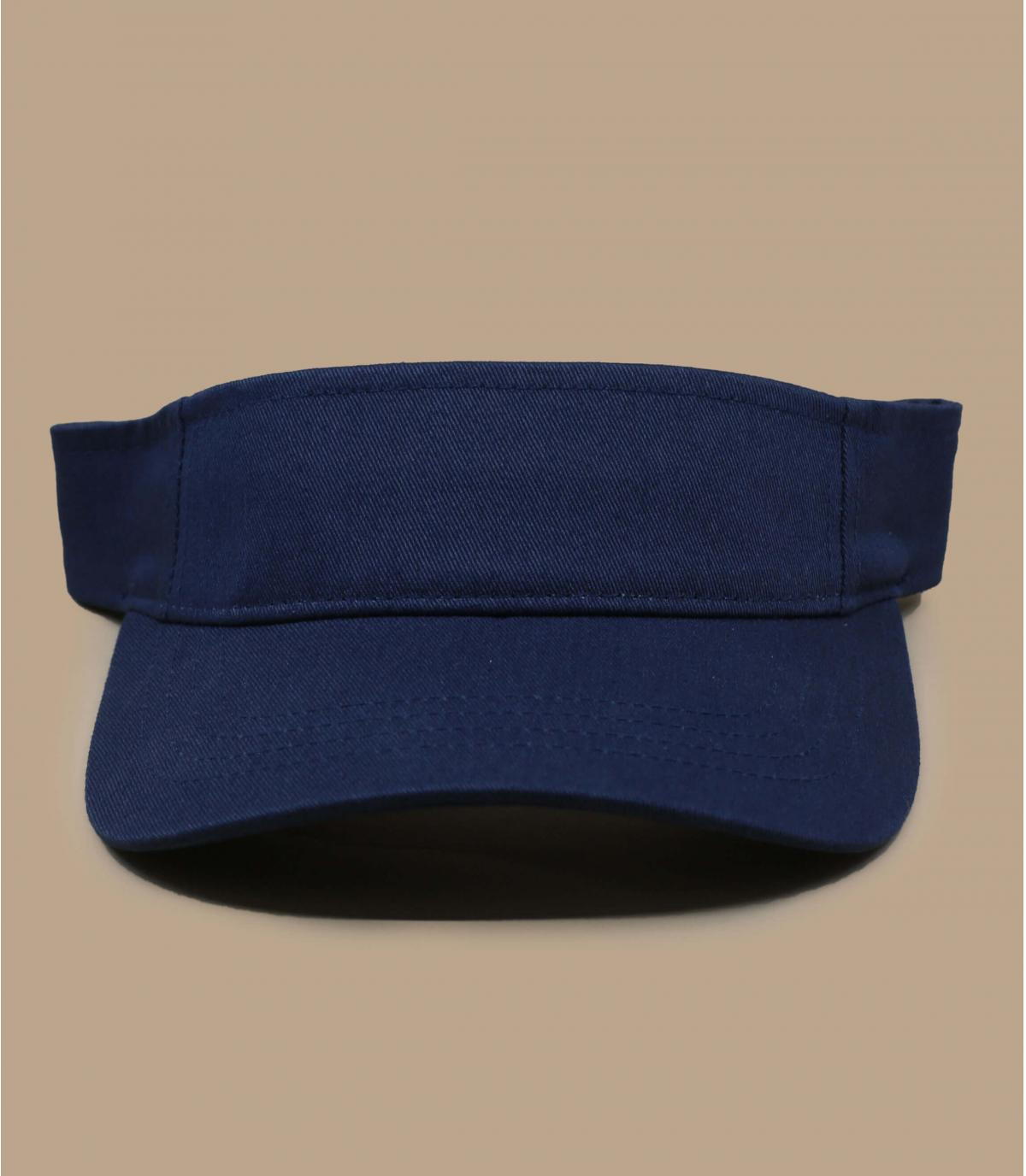 visière bleu marine Flexfit