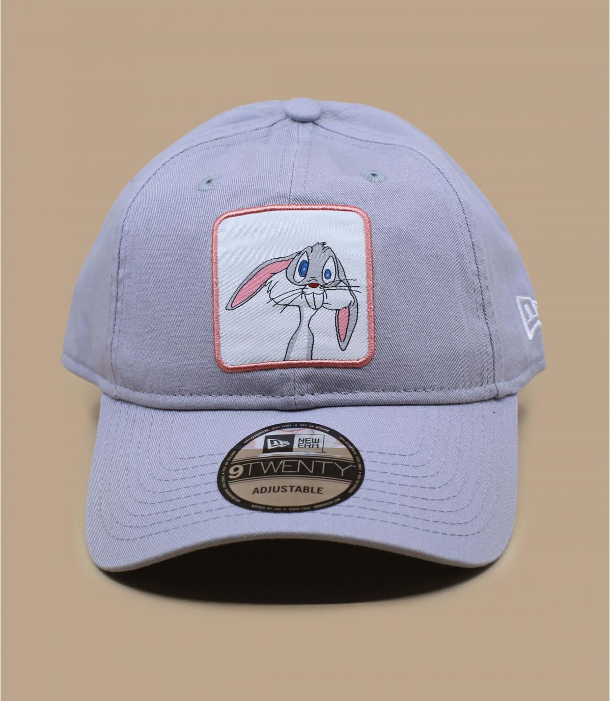 casquette Bugs Bunny gris