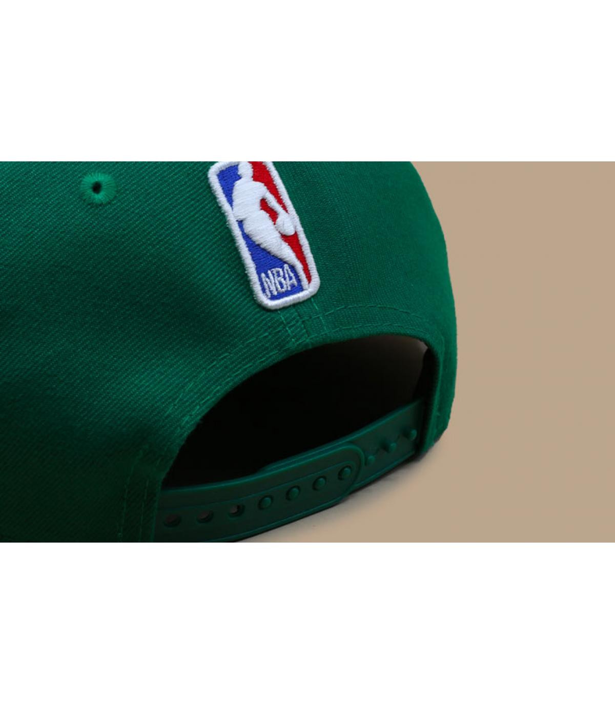 Détails Snapback NBA Draft Celtics 950 - image 5