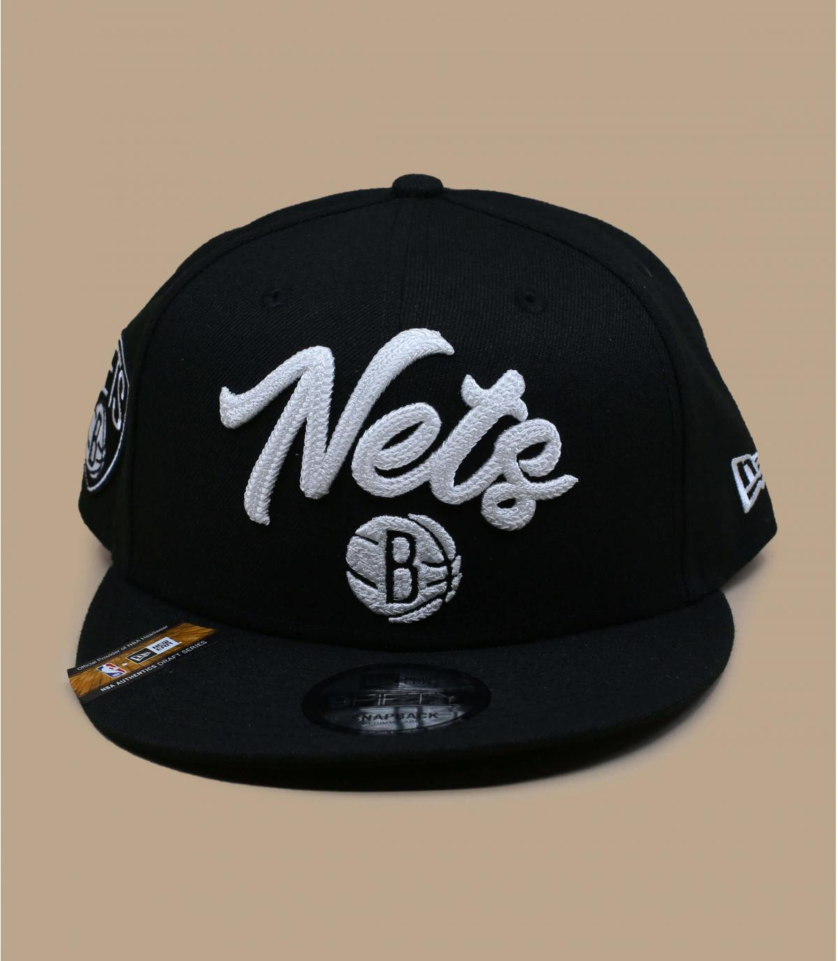 Détails Snapback NBA Draft Nets 950 - image 2