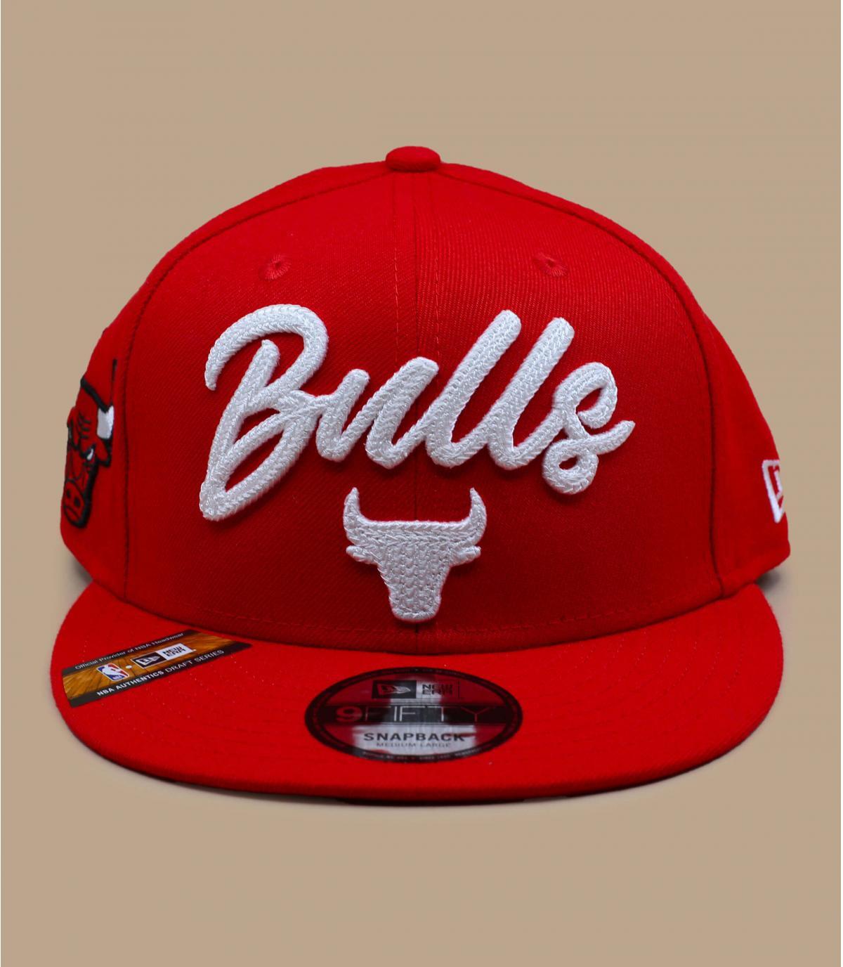 Détails Snapback NBA Draft Bulls 950 - image 2