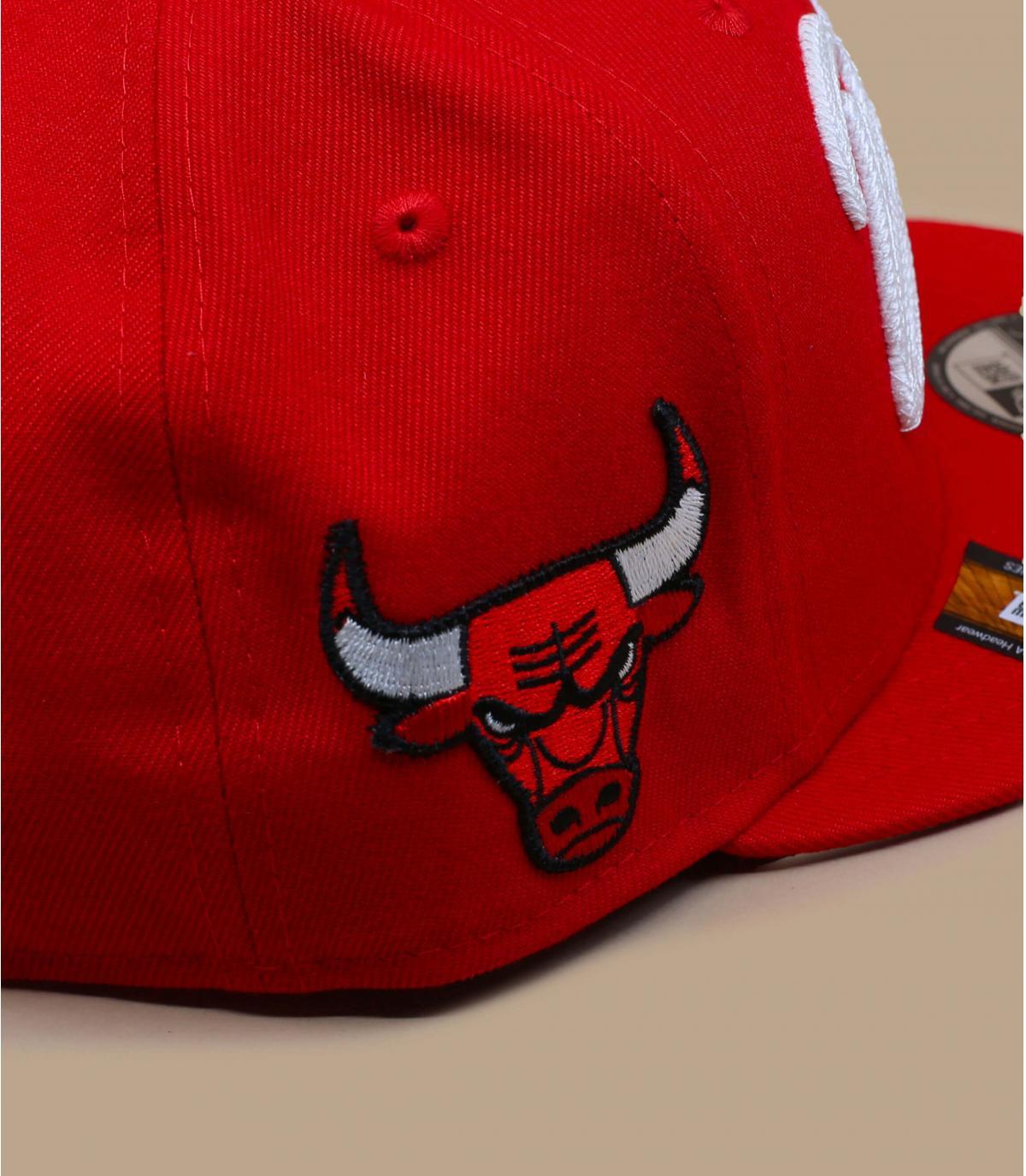 Détails Snapback NBA Draft Bulls 950 - image 3