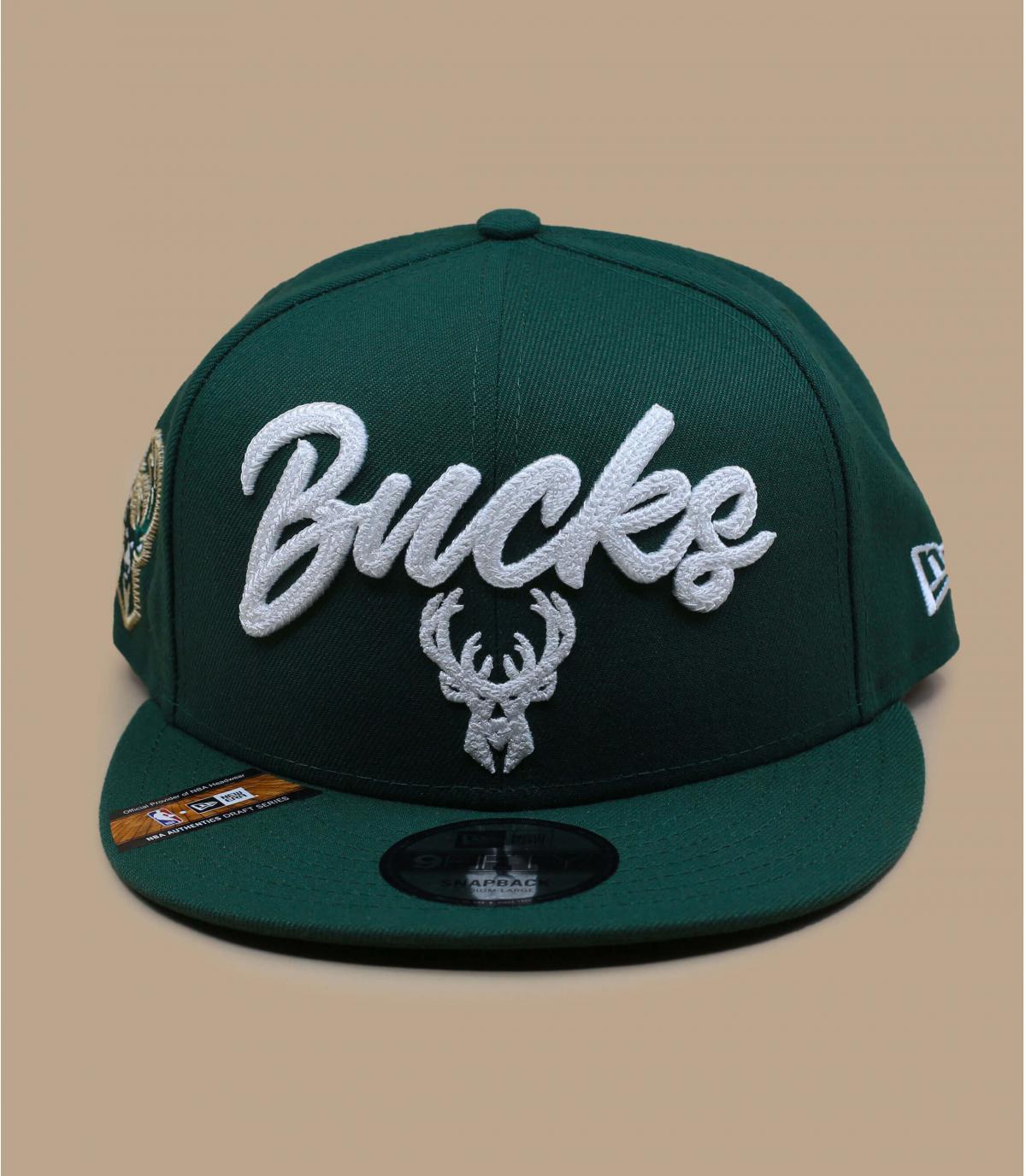 Détails Snapback NBA Draft Bucks 950 - image 2