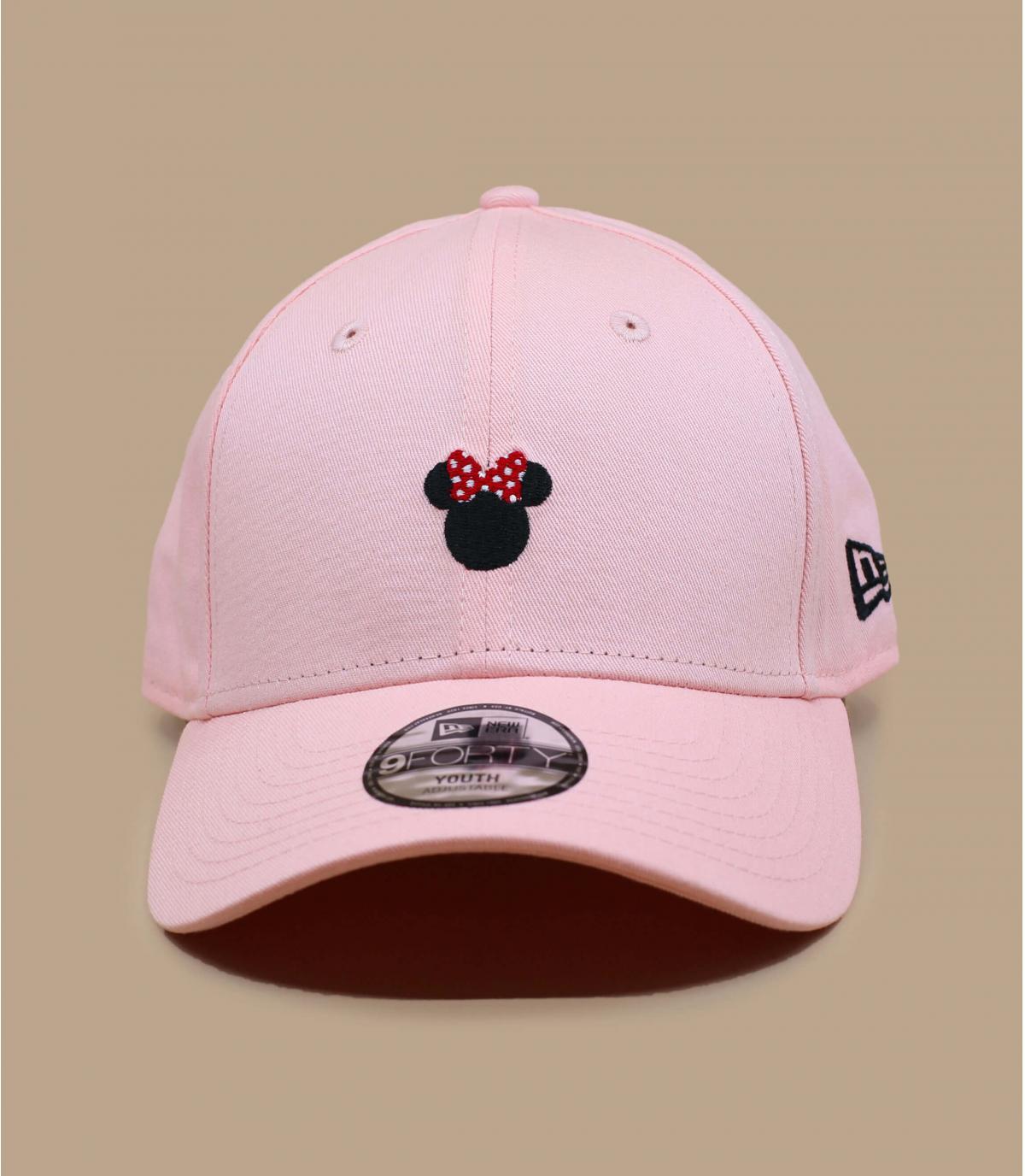 casquette Minnie rose fille