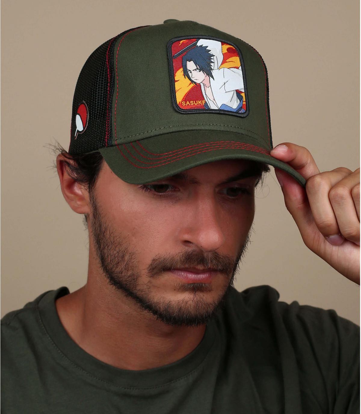casquette  Sasuke