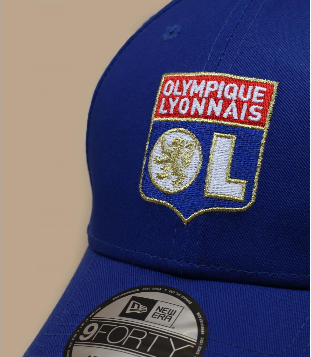 Détails Casquette Olympique Lyon 940 - image 3