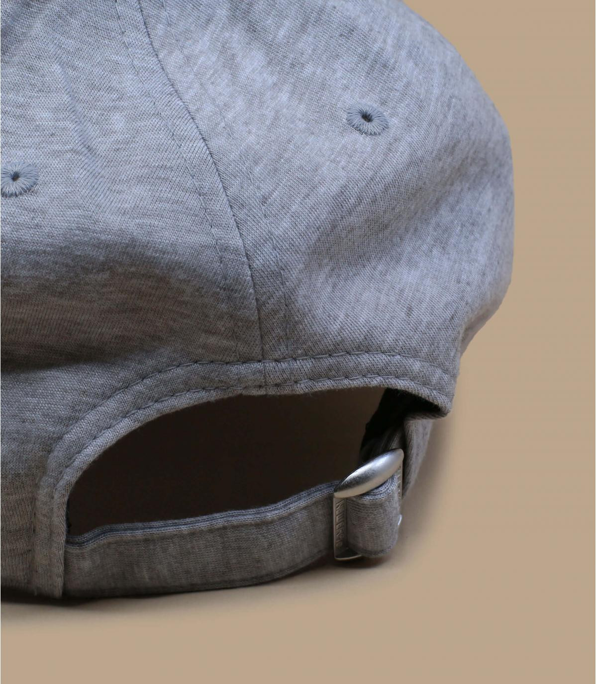 Détails Casquette Jersey Ess NY 940 grey neo mint - image 4