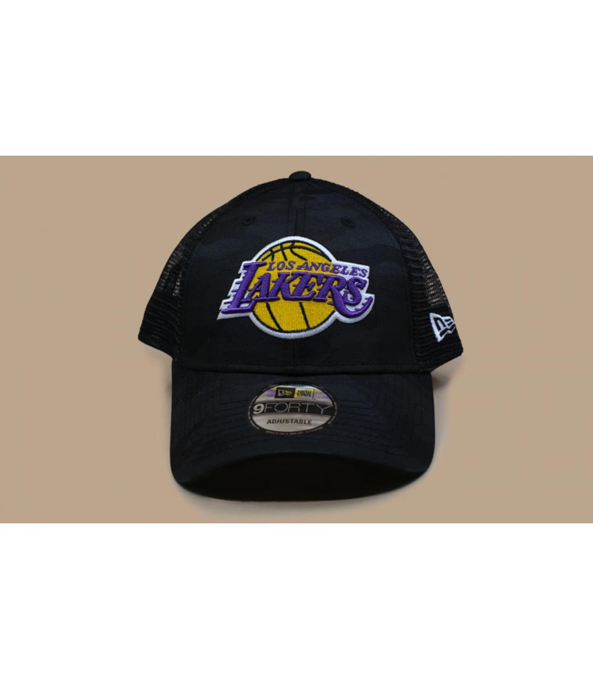 Détails Trucker Seasonal The League 940 Lakers - image 3