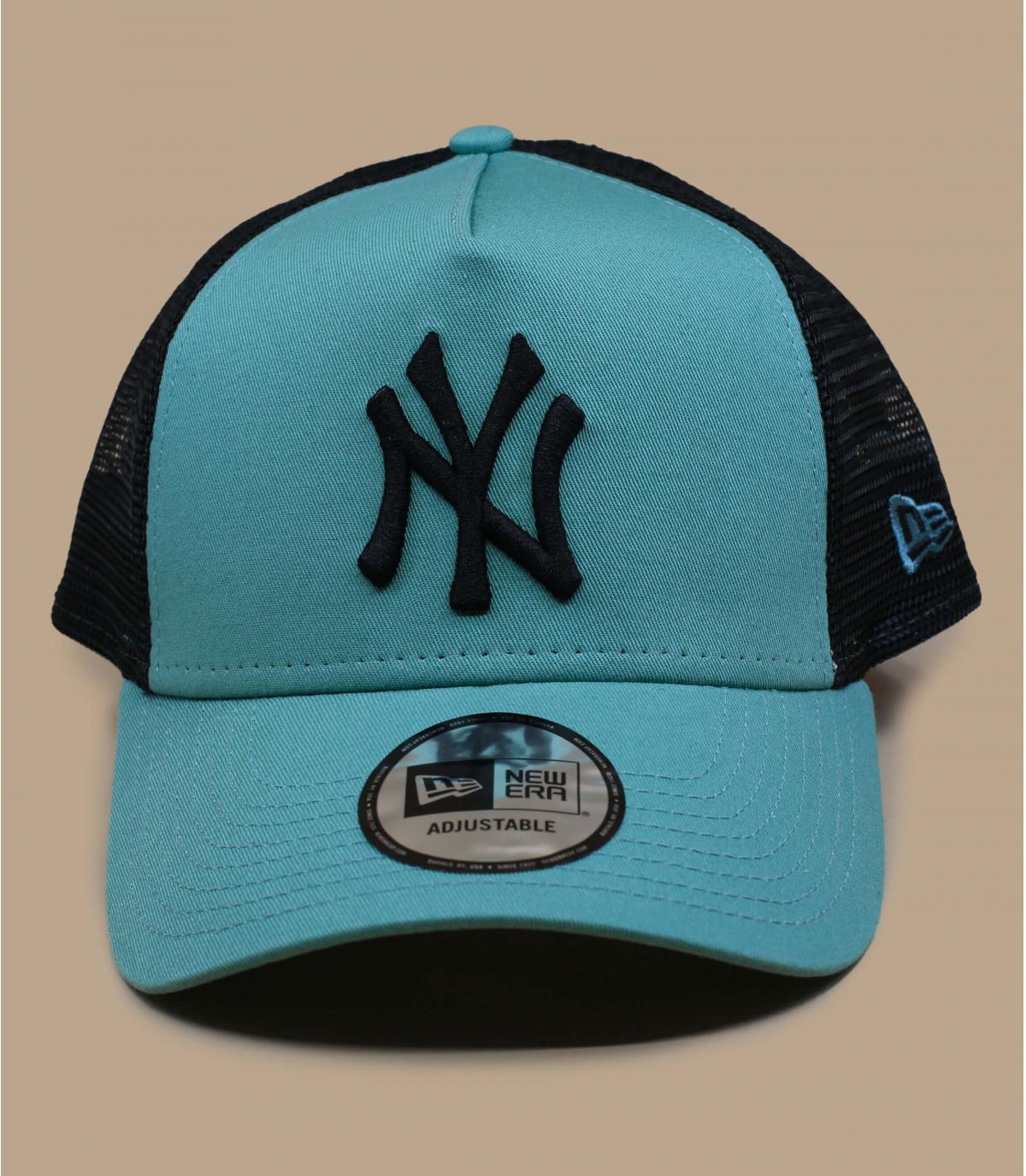 trucker vert pâle NY