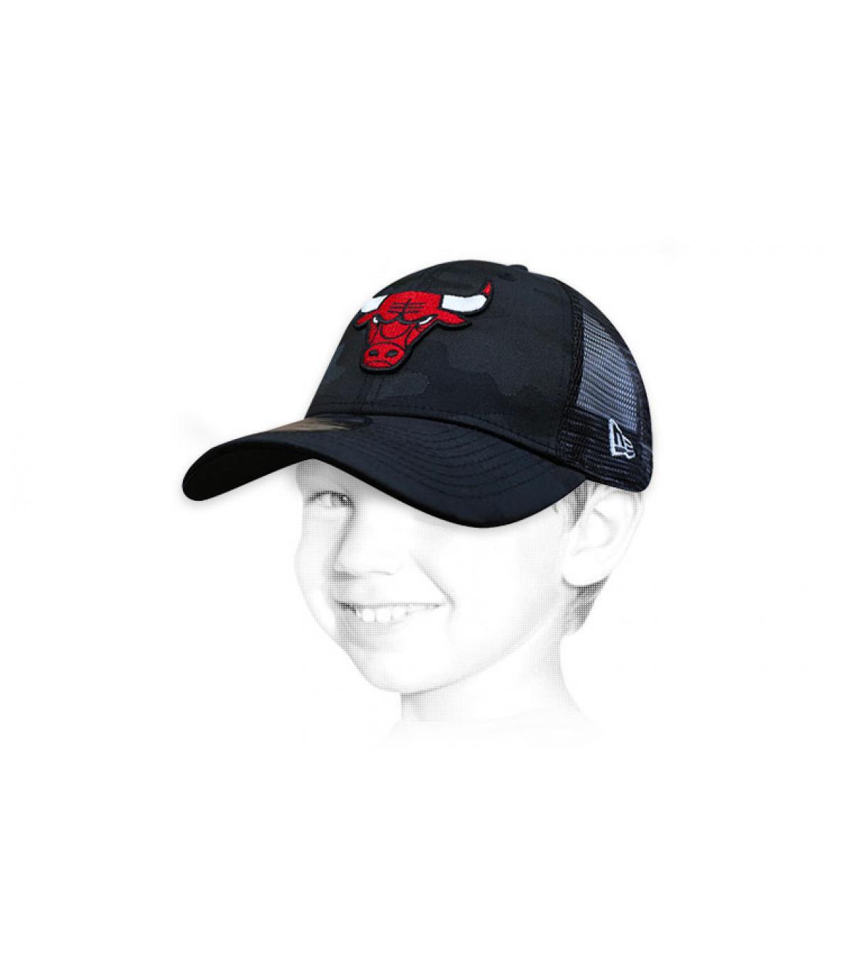 trucker enfant Chicago Bulls