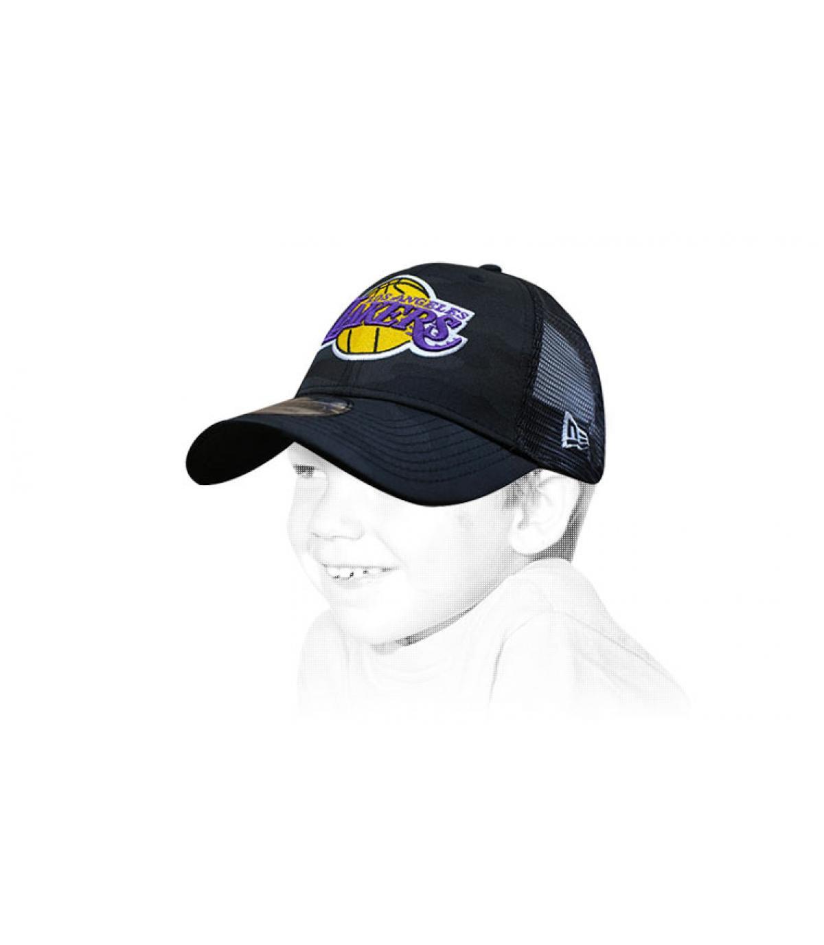trucker enfant Lakers