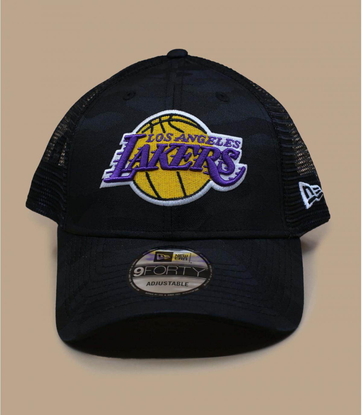 Détails Trucker Kids Seasonal Lakers 940 The League - image 2