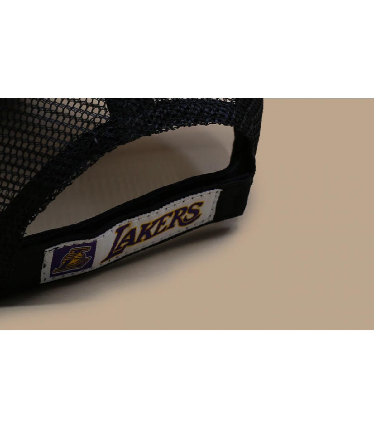 Détails Trucker Kids Seasonal Lakers 940 The League - image 5