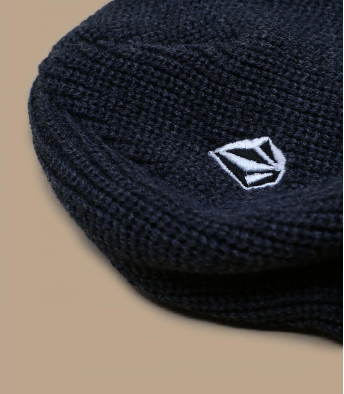 bonnet visière Volcom gris