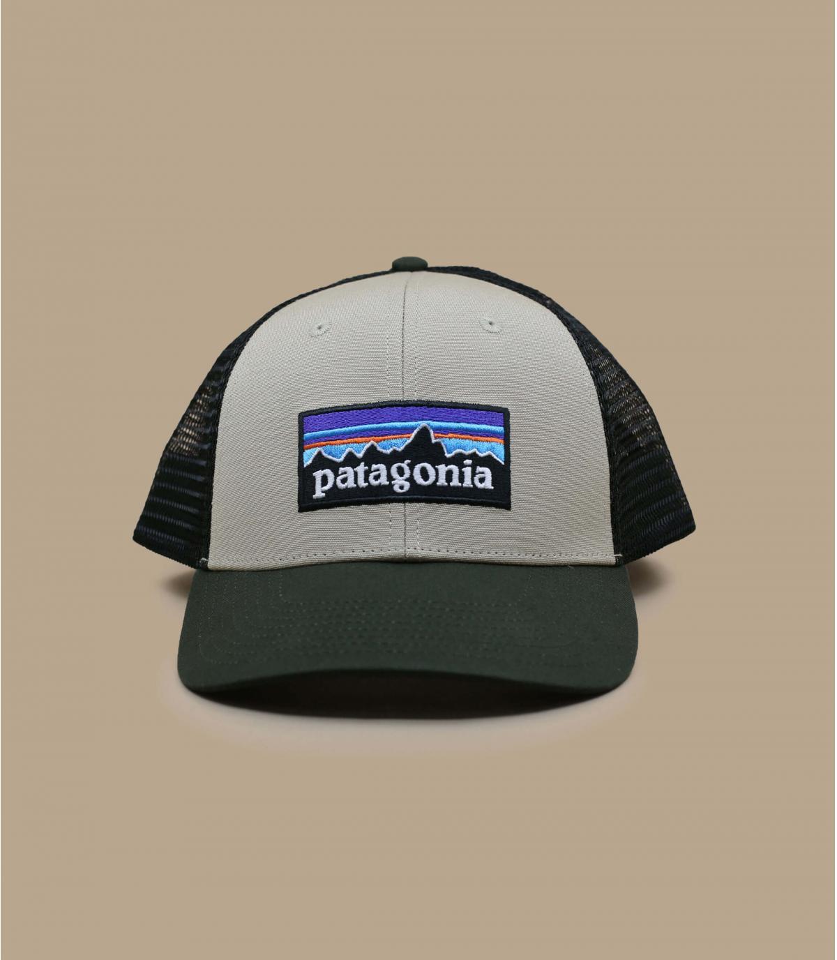 trucker Patagonia kaki