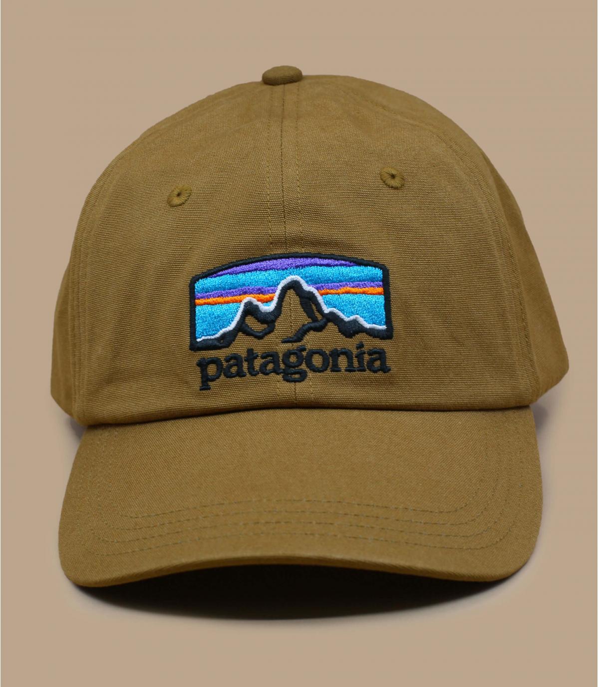 casquette Patagonia marron