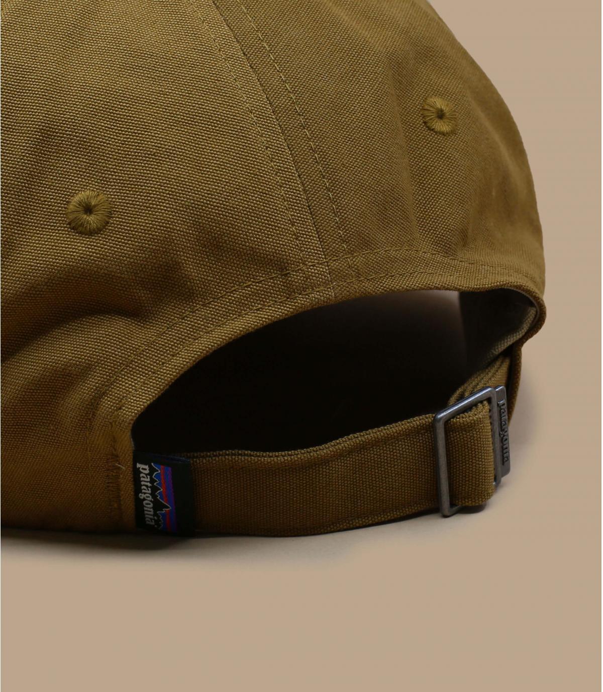 Détails Fitz Roy Horizons Trad Cap mulch brown - image 3