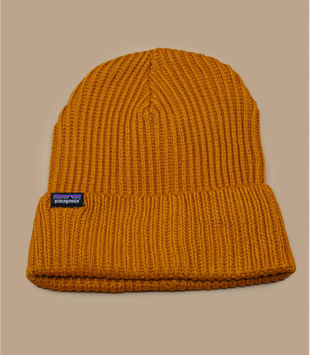 Détails Fisherman's Rolled Beanie buckwheat - image 2