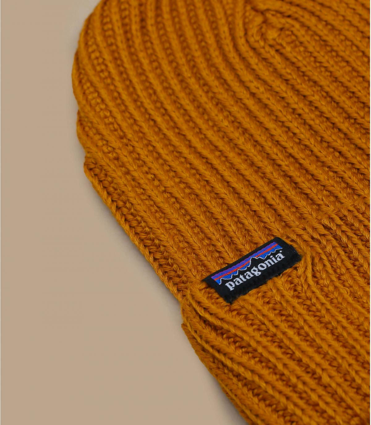 Détails Fisherman's Rolled Beanie buckwheat - image 3