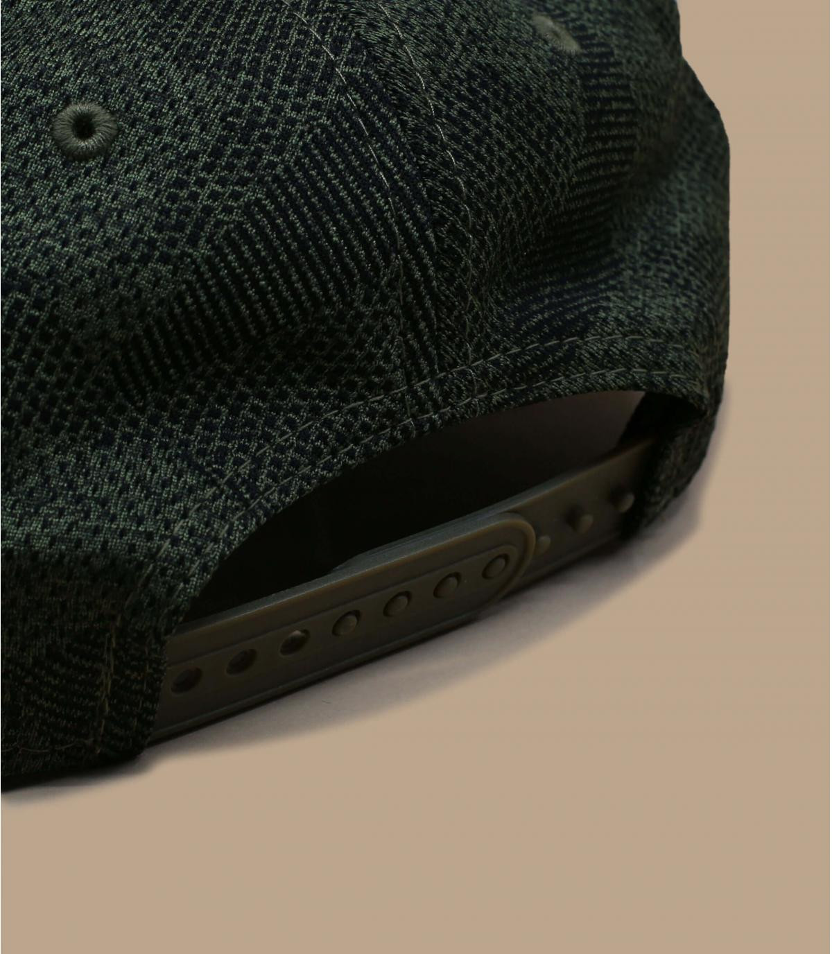 Détails Snapback Engineered Fit Stretch Snap NY 950 olive - image 4