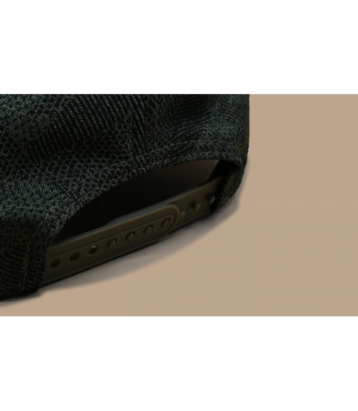 Détails Snapback Engineered Fit Stretch Snap NY 950 olive - image 5