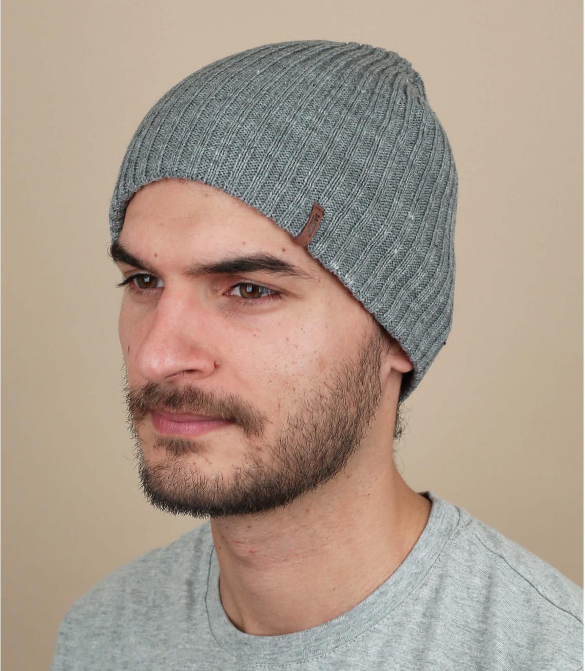 bonnet barts gris