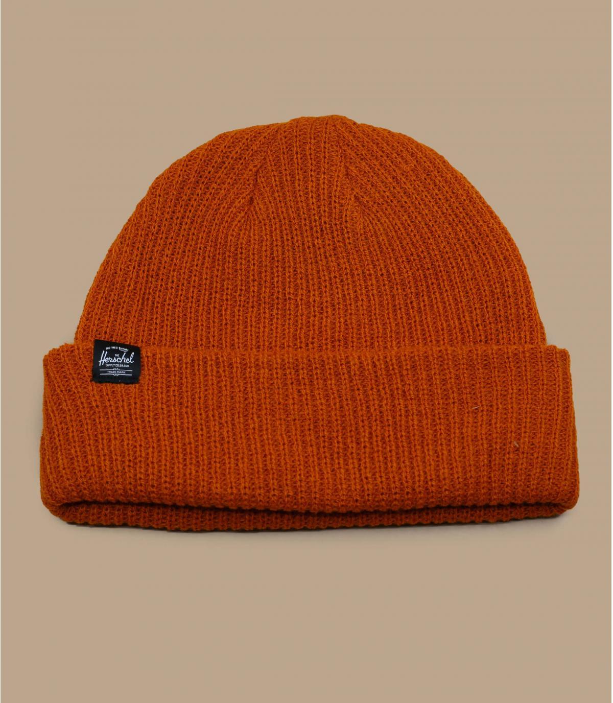 bonnet docker Herschel marron