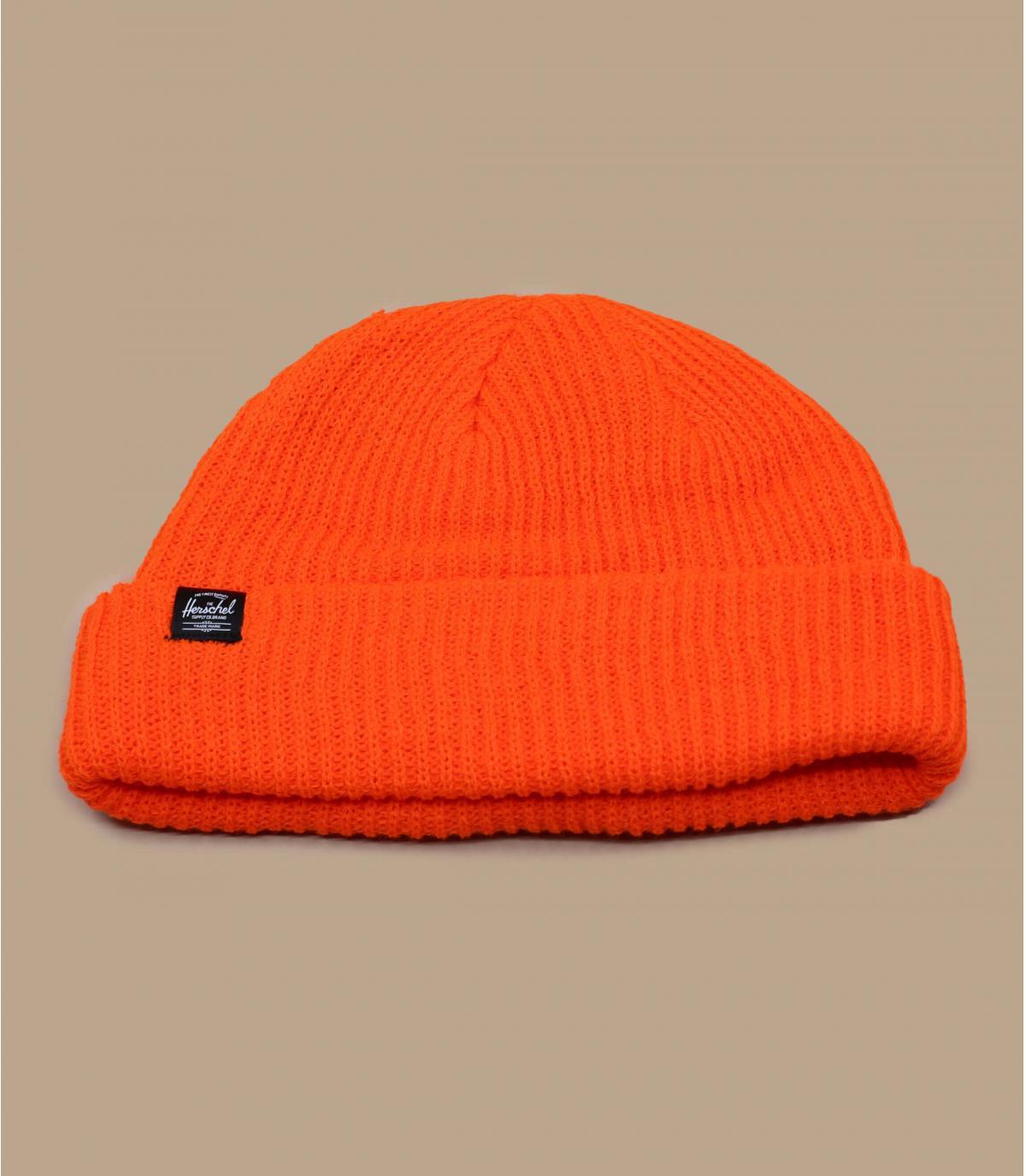 bonnet docker Herschel orange