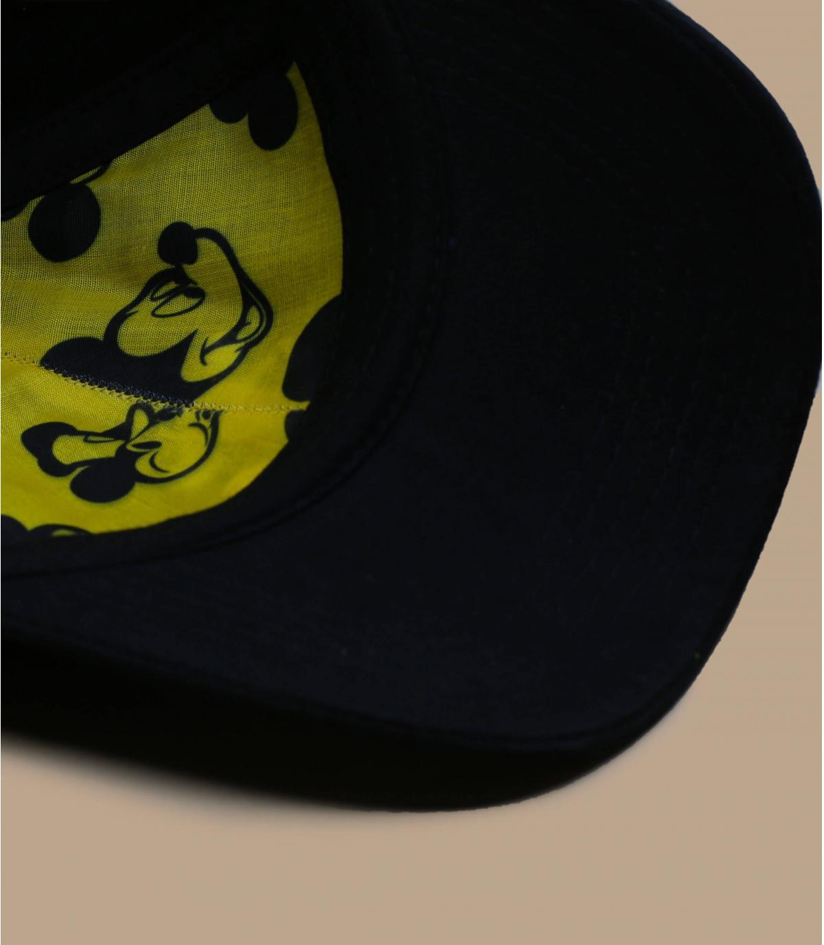casquette Herschel Mickey