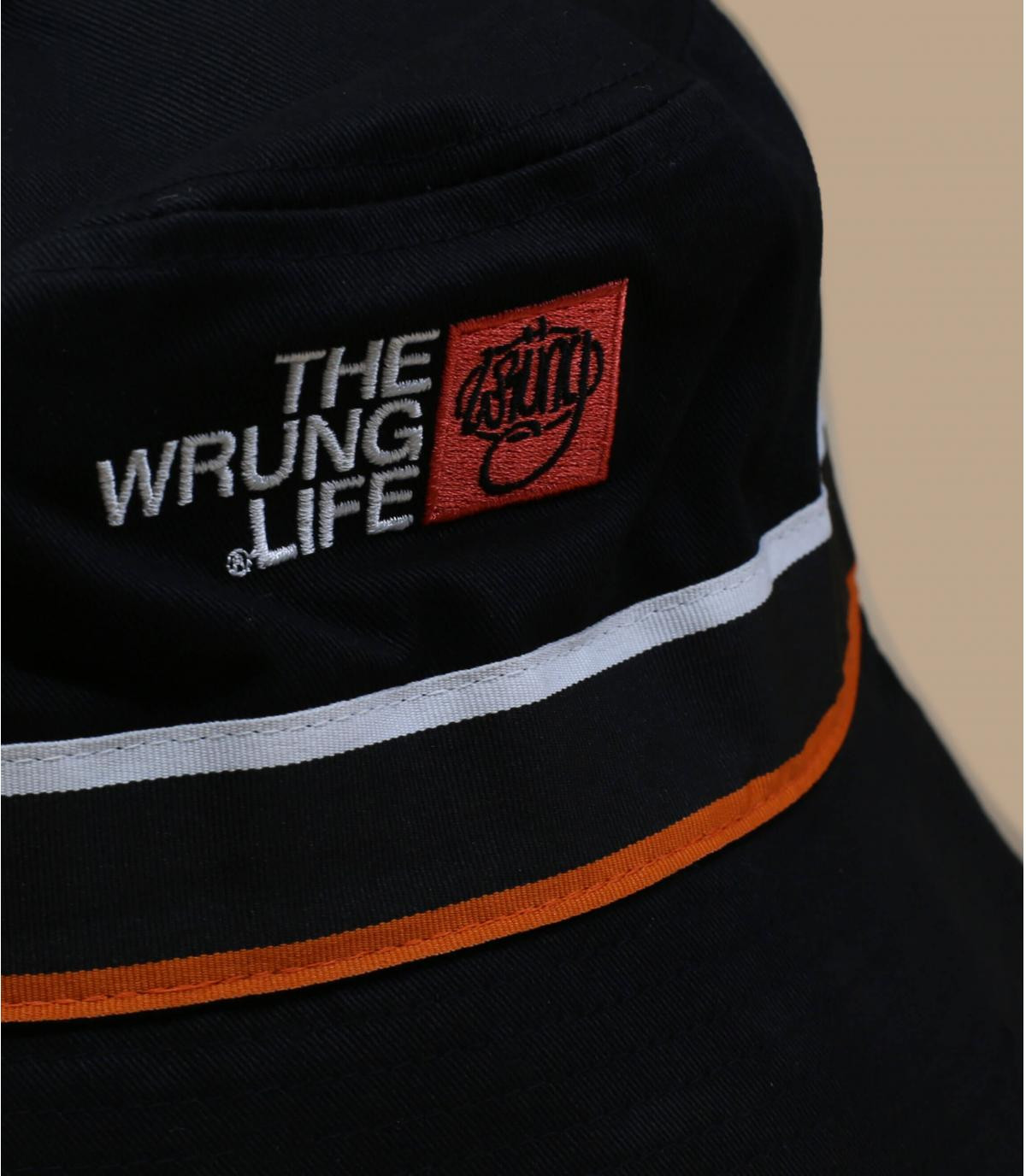 bob Wrung noir