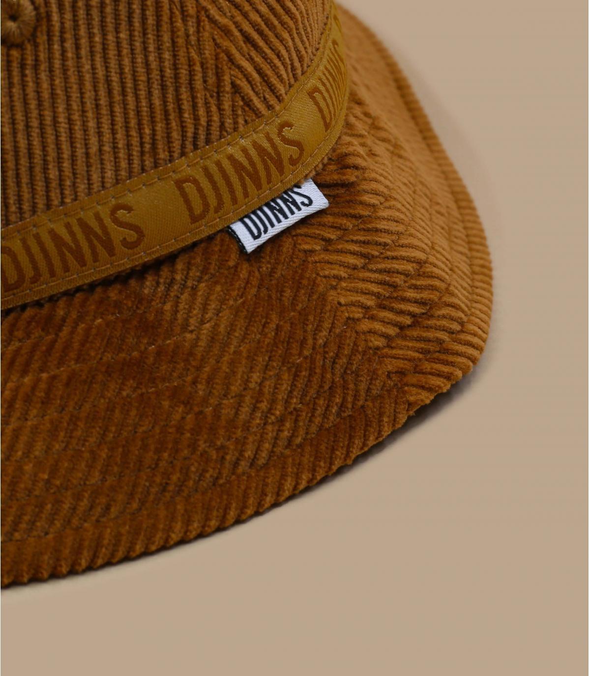 Détails Bob Corduroy wheat - image 2
