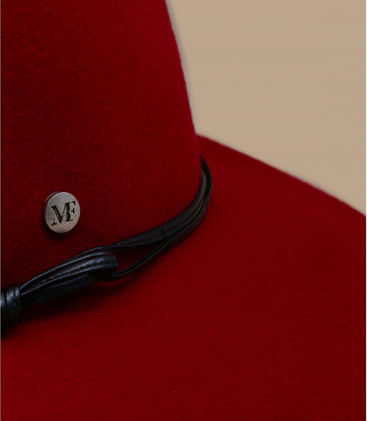 Détails Zelie rouge - image 3
