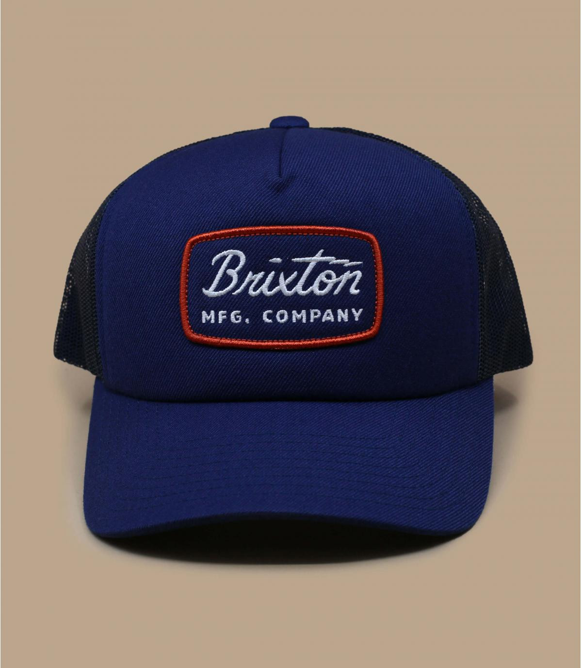 trucker Brixton bleu marine