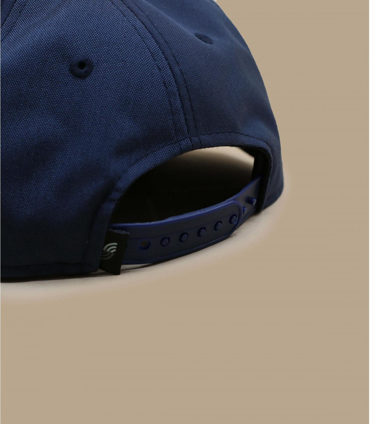 Détails Snapback Recycled navy - image 4