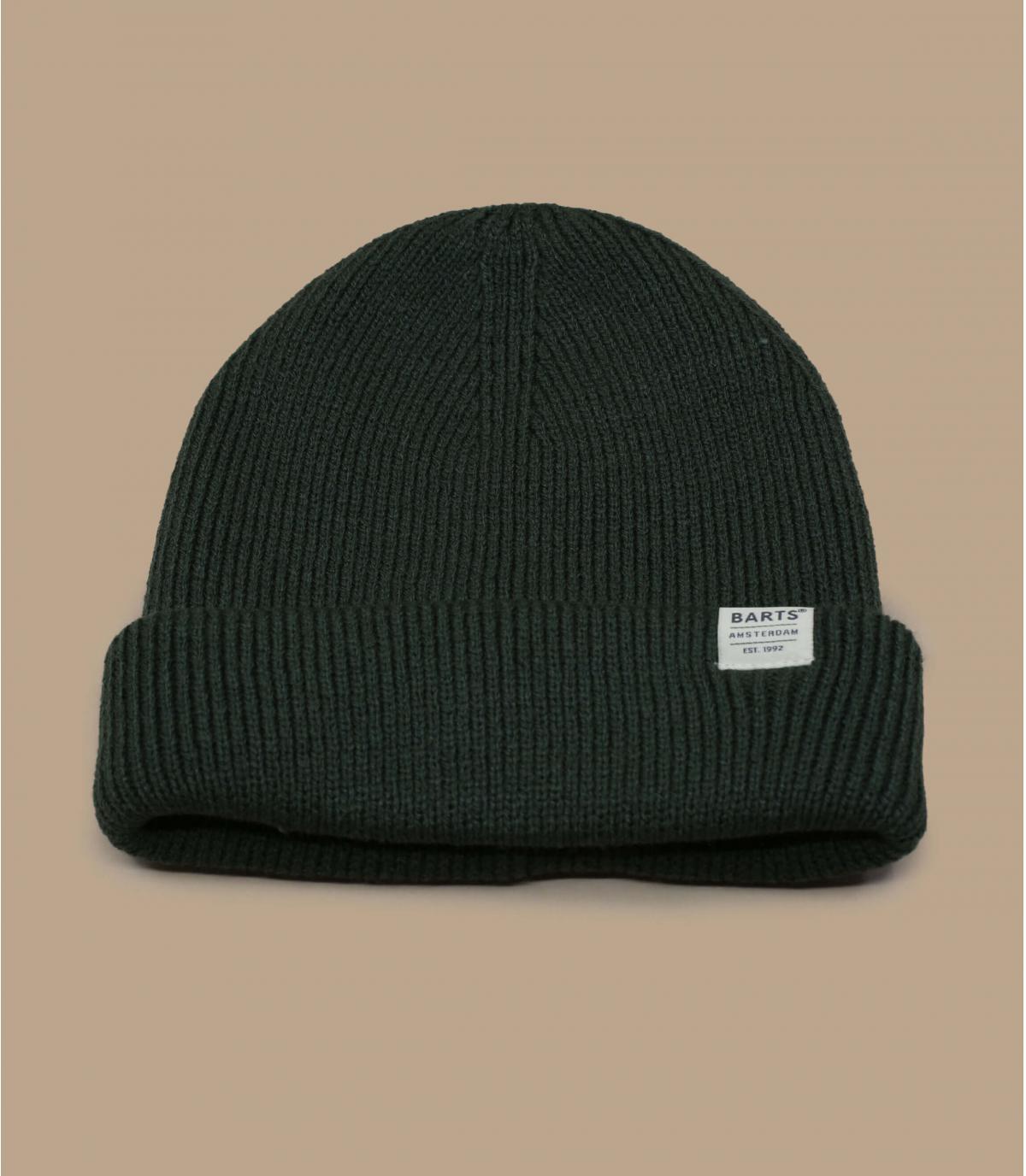 bonnet docker vert Barts