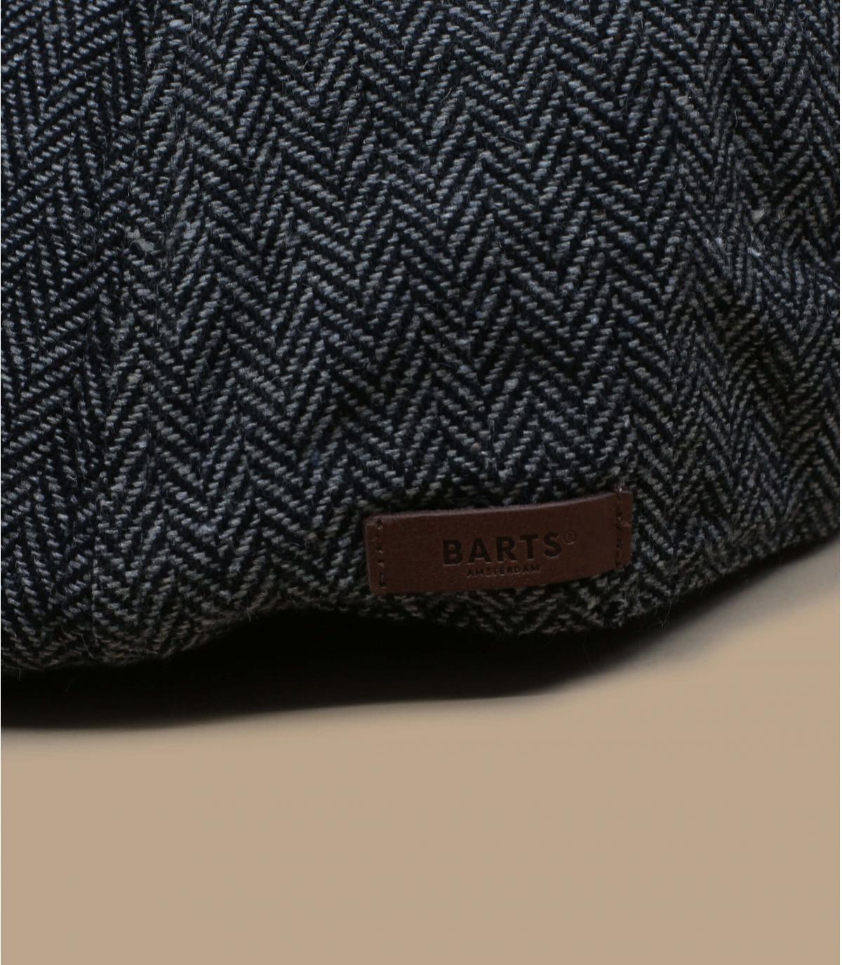 béret laine noir Barts