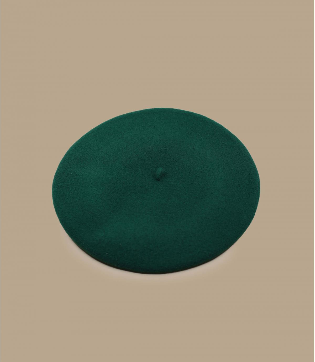béret vert Laulhère