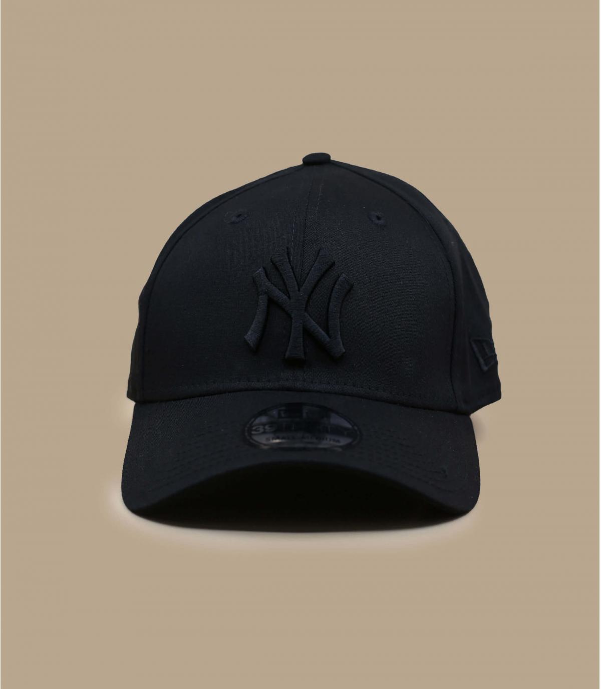 Détails Casquette NY 39Thirty noir noir - image 1