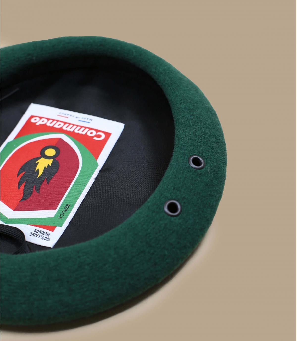 Détails Commando Légion Etrangère vert - image 3