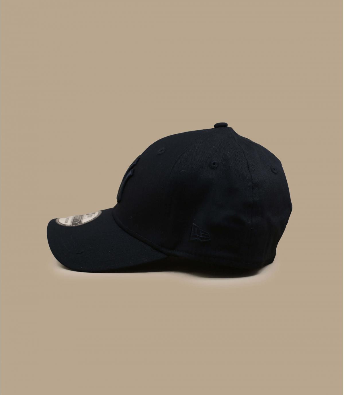 Détails Casquette NY 39Thirty noir noir - image 3